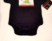 nwt black bodysuit or toddler tee of California Republic