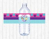 Cute Mermaid Water Bottle...