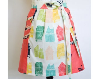 Eco Chic Apron Pattern