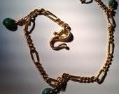 24K Gold Charm Bracelet Pure 999 Gold