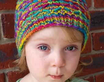 Rainbow Trout Beanie