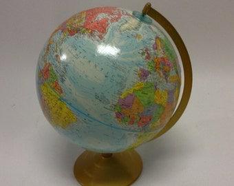 Vintage World Globe Globemaster