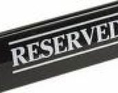 Reserved for Nina S, Custom Number 1 Cookie Cutter