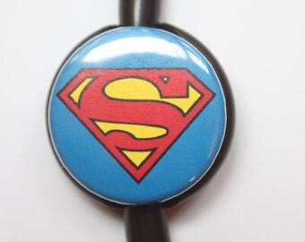 Superman----Stethoscope ID Tag