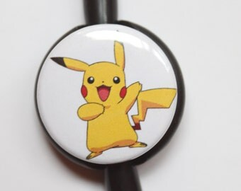 Pokemon Pickachu----Stethoscope ID Tag