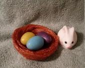 Easter Bunny Soap Set - Kids soap, Easter gift idea, Party favor, Basket filler, teacher gifts