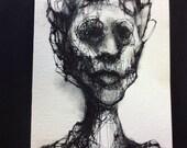 Original Ink Drawing #8