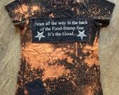 Leftover Crack Patch Shirt