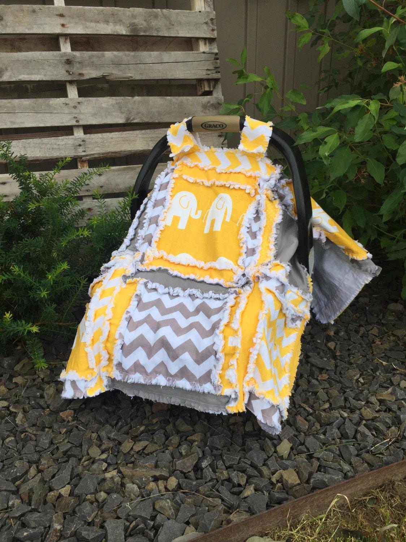 elephant car seat canopy gender neutral baby baby boy crib. Black Bedroom Furniture Sets. Home Design Ideas