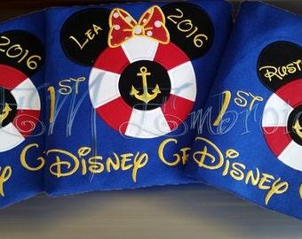 1st Cruise Vacation Shirt