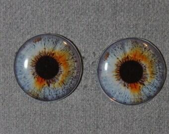 Realistic Blythe eyechips Style #71
