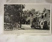 1941 Vintage Postcard of Vogelsang's Lodge - San Marcus, Texas