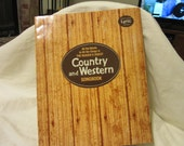 1984 Readers Digest Lyric Booklet - Country and Western Songbook