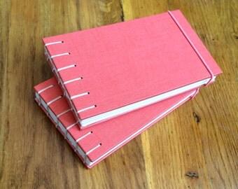 Coptic pocket sketchbook