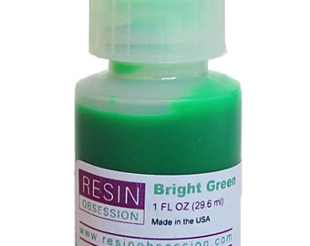 Resin Obsession bright magenta neon color pigment for coloring ...
