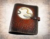 Leather Journal Cover - Venom