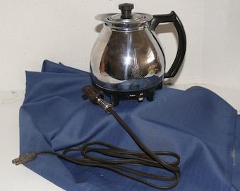 Sunbeam Coffeemaster Electric Teapot - Vintage