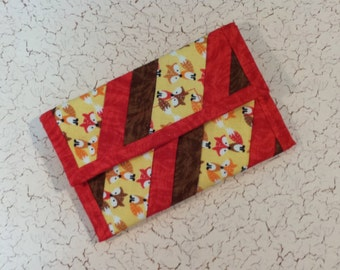 Quilted Coin Purse (CP152)