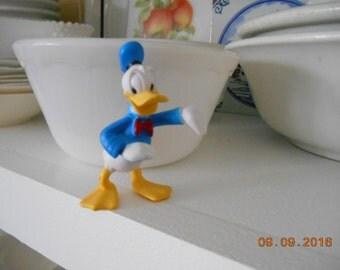 Vintage Disney Donald Duck Toy Figure