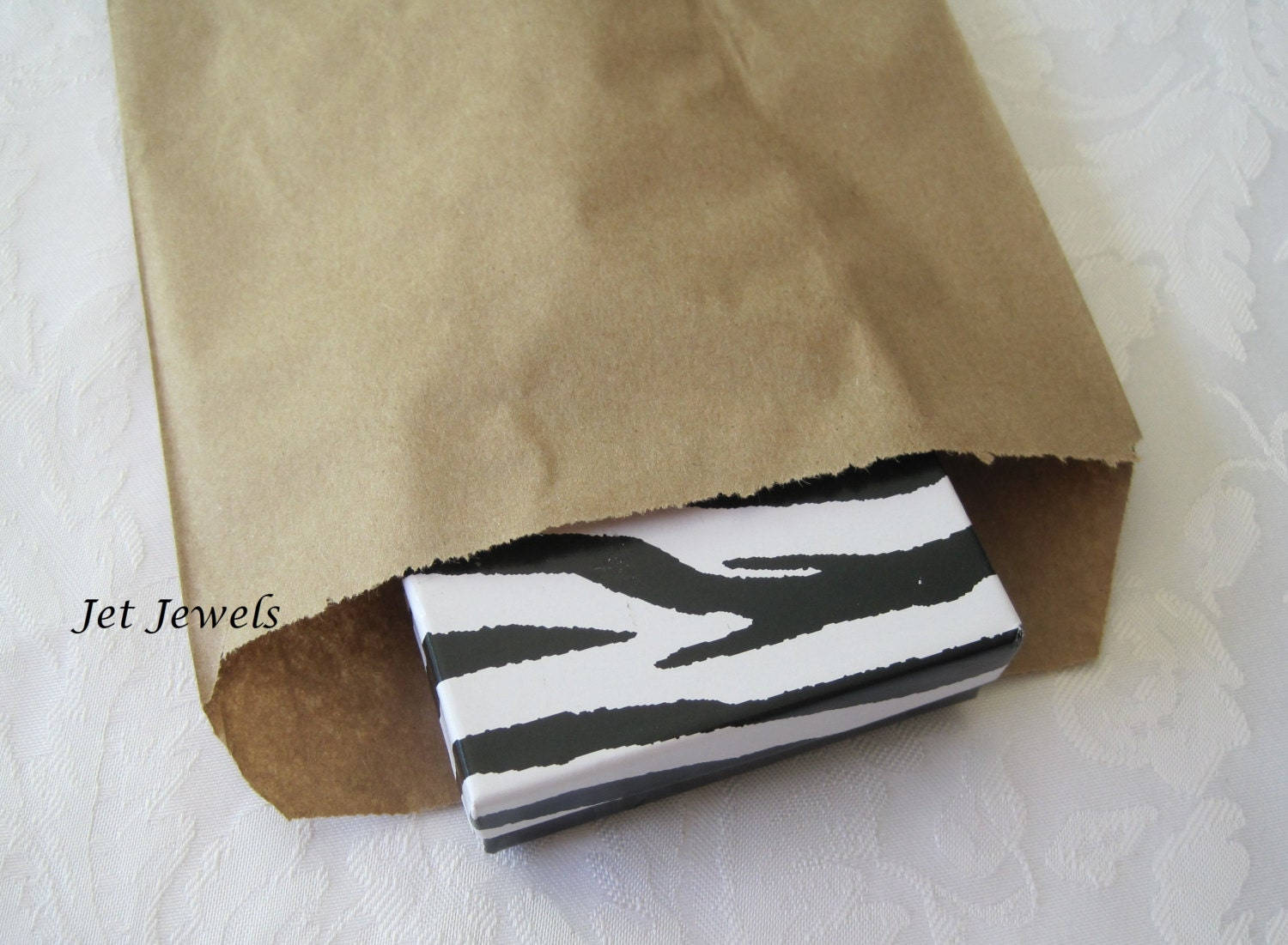 Order a paper gift bags brown