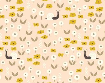 Sunday Stroll Pink//Park Life//Elizabeth Olwen//Cloud 9//Organic Cotton