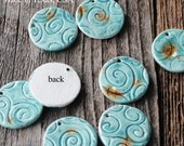 Essential Oil Diffuser Pendant Bead for Aromatherapy in Lotus Blossom