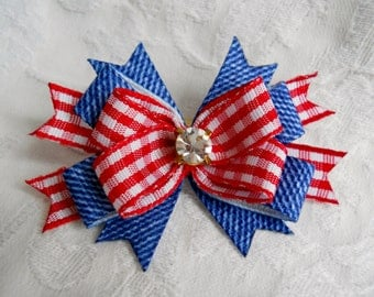 Dog Bow- Lil' Country Cutie Boutique Dog Bow