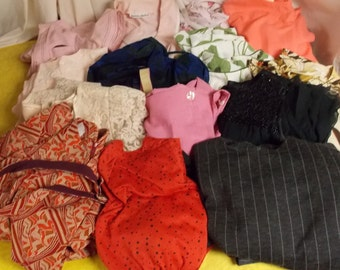 vintage dress lot 80s 90s Stacy Ames Joyce Kenny Classics and more