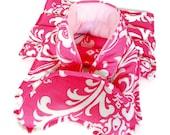 Heating Pad Spa Set, Microwave Neck Warmer, Heat Pack, Eye Pillow, Gift for Her, Girl Gift, Get Well Fibromyalgia Arthritis Gift, Yoga Gift