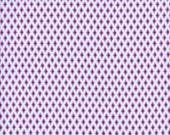 Free Spirit Fabrics Tula Pink Elizabeth Tudor Windows in Plum - Half Yard