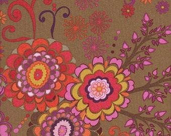 Free Spirit Fabrics Valori Wells Karavan Kashmir in Fig - Half Yard