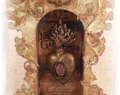 Madonna Shrine Art