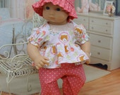 Bitty Baby playtime outfit - Little Fox
