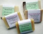 5 Sampler Soap Package Deal