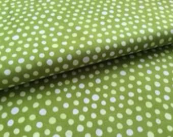 Mingle designed by Monaluna for Robert Kaufman Fabrics - printed Kona cotton:  1/2 yard