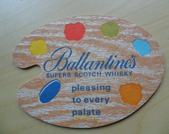 Drink Mats or Coasters - Ballantine's Whisky