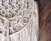 Macrame Wall Hanging, Macrame, Wall Decor, Wedding Decor, Bohemian, Wall Hanging, Modern Macrame, Weaving, Tapestry, Knotted Tapestry,
