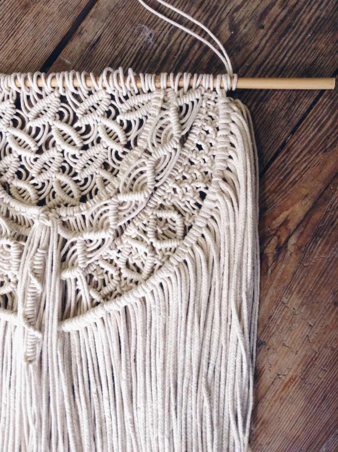 Woven Wall Art Hanging Tapestry