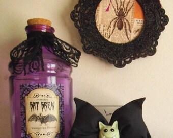 Vampire Bat Hair-clip Large