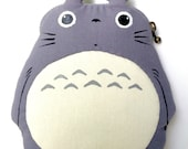 My Neighbor Totoro Fabric Coin Bag Purse Doll (U.S. only)