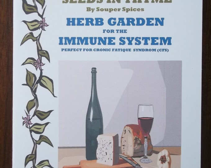 Herb Garden Seed Kit Herb Seeds Herb Plants Indoor Garden Outdoor Garden Indoor Herbs Outdoor Herbs Healthy Immune System