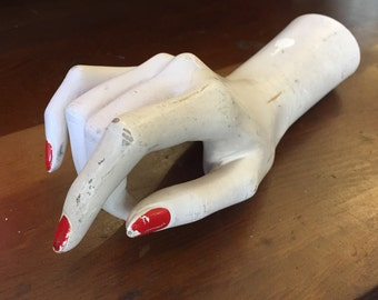 Vintage Mannequin Right Hand
