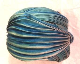 Silk Ribbon Hand Dyed Shibori Silk Ribbon SilveredTeal Shibori Girl Silk Necklace Cord