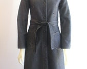 Vintage Denim Coat