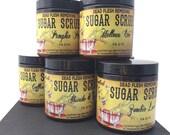 Absinthe and Sugar organic vegan Sugar Scrub