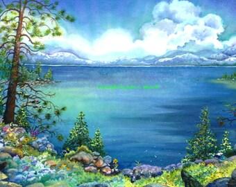 Lake Tahoe Wonderland