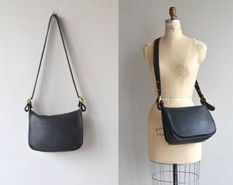 Coach 'Patricia's Legacy' bag | black Coach shoulder bag | vintage Coach purse