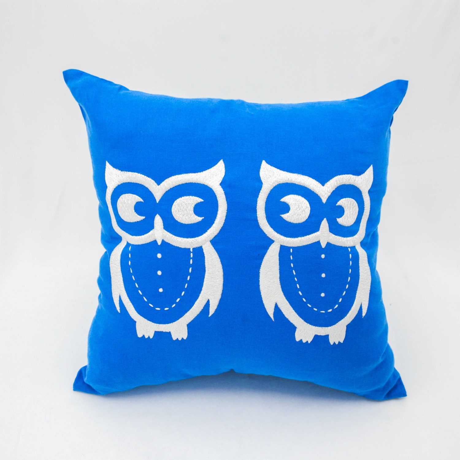 Owl Throw Pillow Covers : Owls Throw Pillow Covers Bird Decorative Pillow Owl Couch