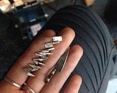 Tiny knife studs