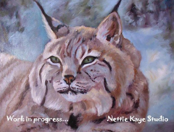Large CUSTOM ANIMAL PAINTINGS Oil on canvas  24 x 36 up to 30 x 40